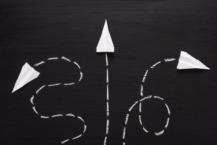 Let These 5 Trends Guide Your 2016 Content-Marketing Resolutions