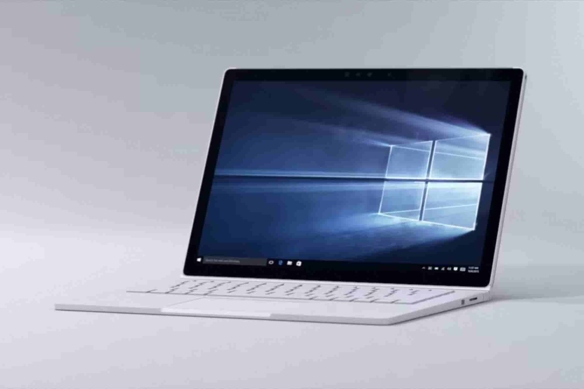 Say Hello to the Surface Book, Microsoft's Answer to Apple's MacBook (...