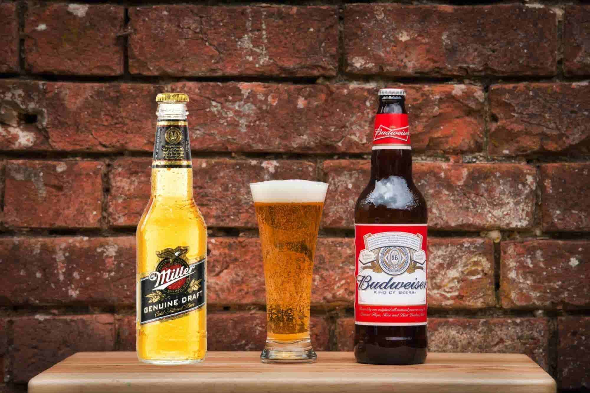 Miller Rejects $104 Billion Takeover Offer From Budweiser