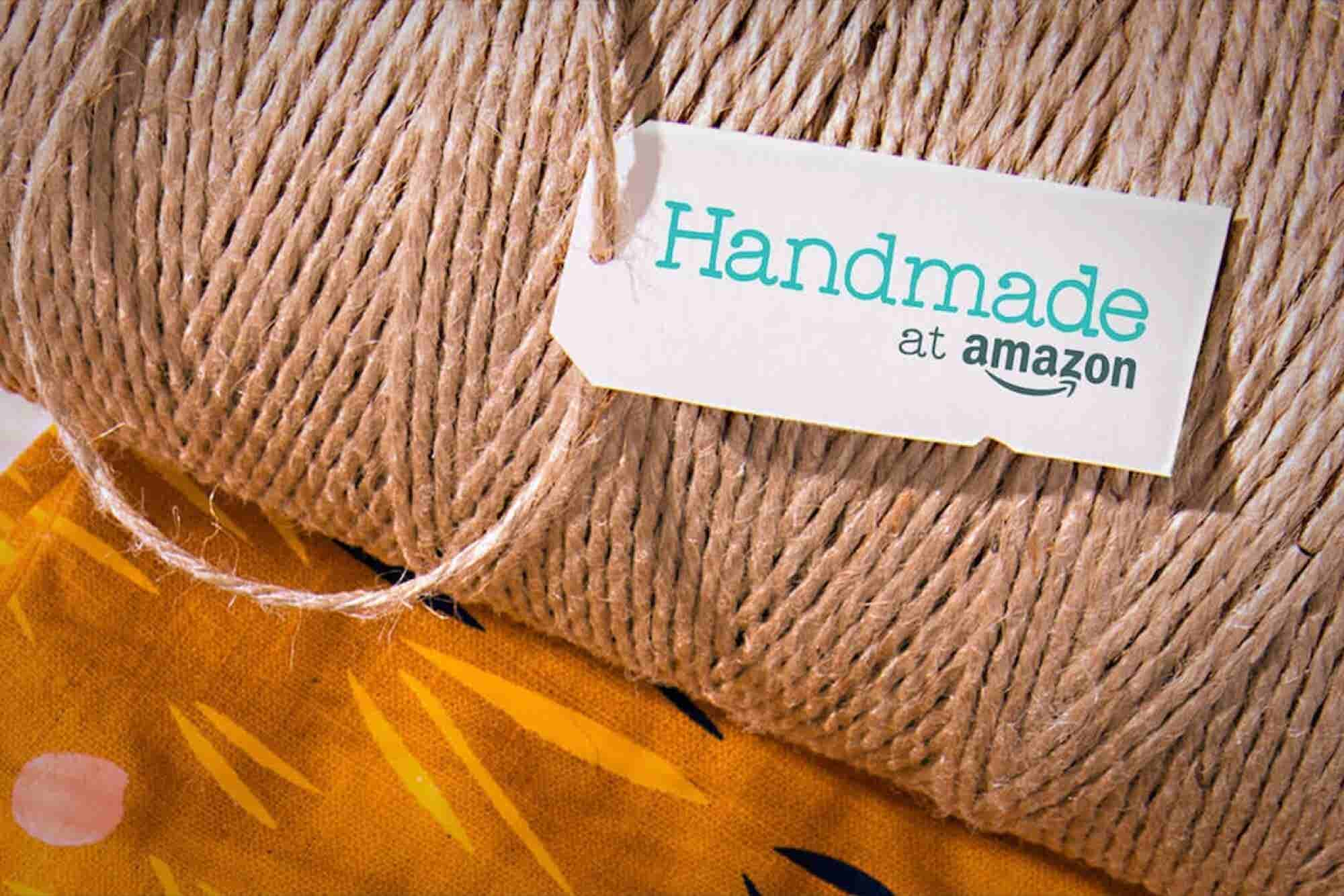 Amazon Launches a Maker Marketplace That Will Compete With Etsy