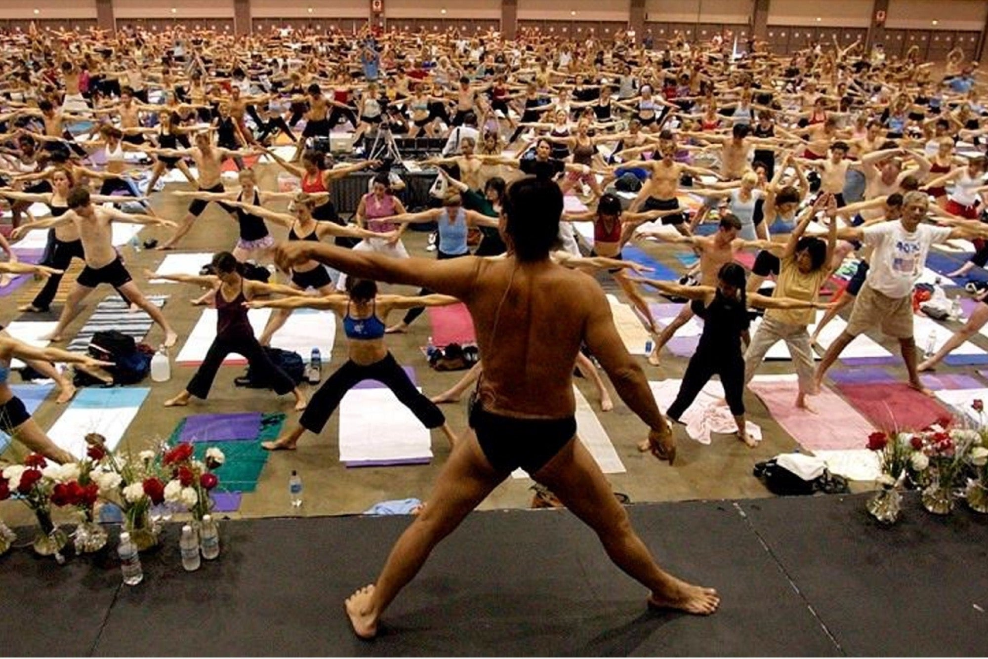 Court Puts The Bikram Hot Yoga Empire On Ice