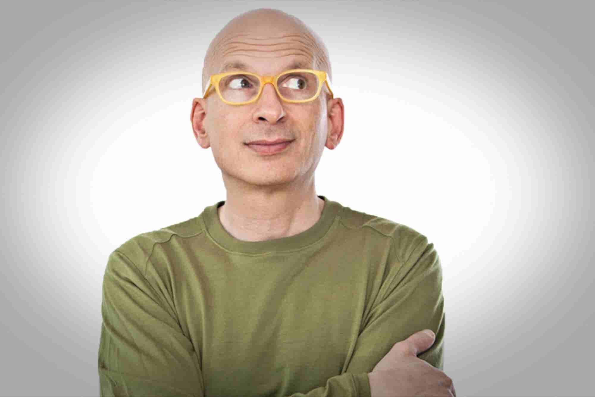 Seth Godin on the Practical Way to Pursue Your Passion (It Does Exist)