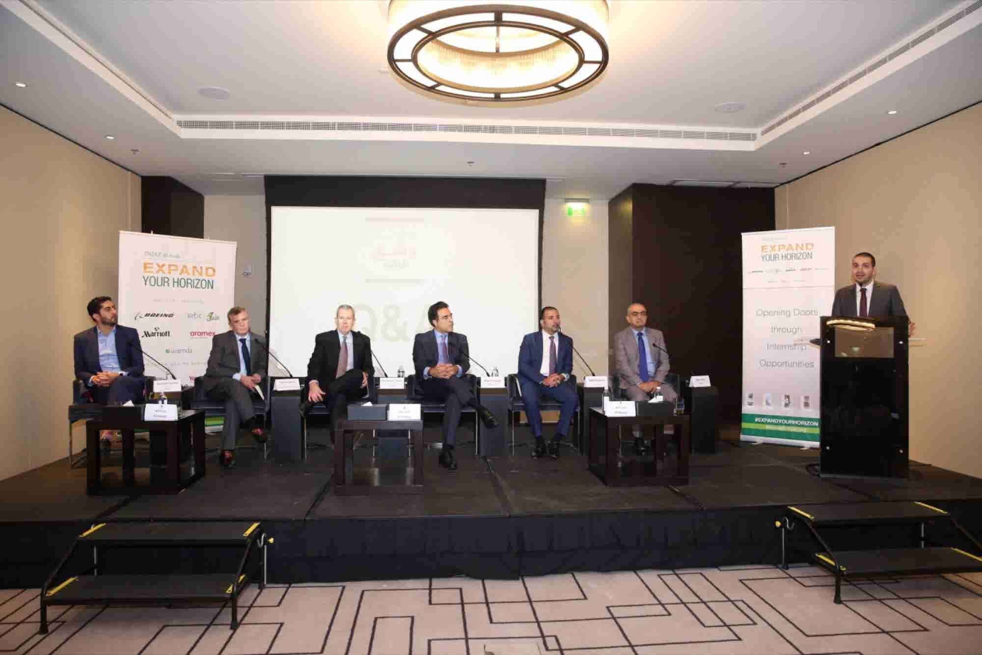 Injaz Al-Arab Teams Up With Corporations To Combat Arab Youth Unemploy...