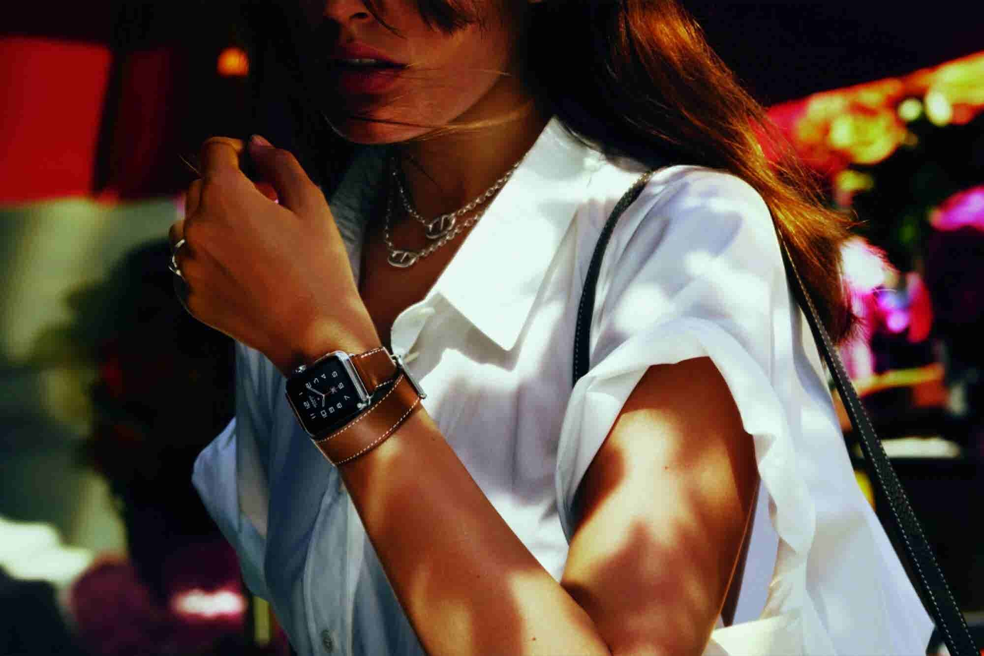 Transcending Time: Apple Watch Hermès
