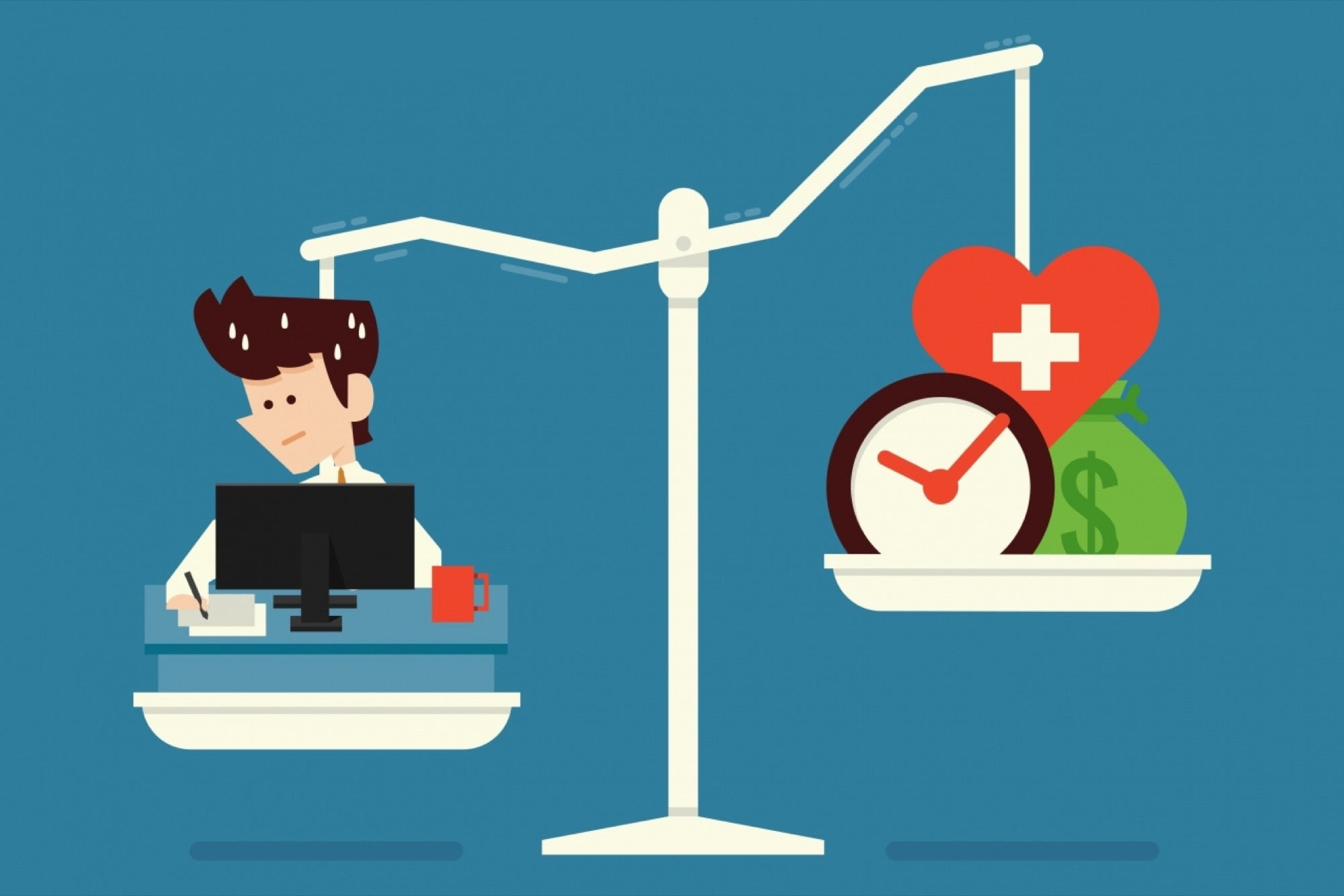 Balancing Act Work Life Balance Should Be Your Enterprises Concern