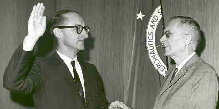 Remembering George Mueller, the 'Father of the Space Shuttle'