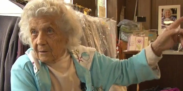 This 100-Year-Old Woman Works 11-Hour Days and Says She Wouldn't Have It Any Other Way