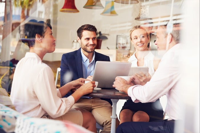 In Real Estate, It's 'Location, Location, Location.' In Business, It Should Be 'Collaborate, Collaborate, Collaborate.'