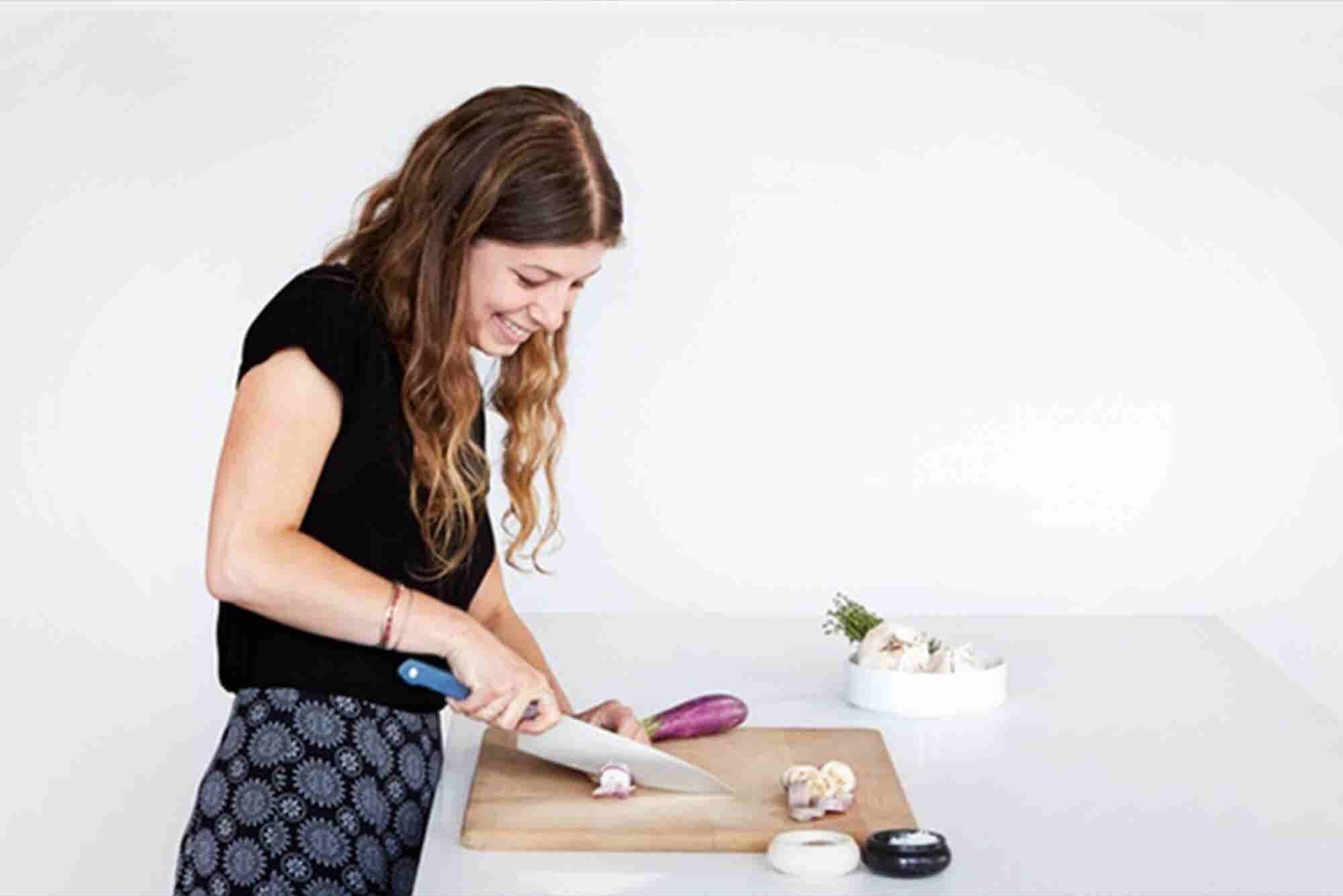 This Luxe Kitchen Knife Just Raised $1 Million on Kickstarter