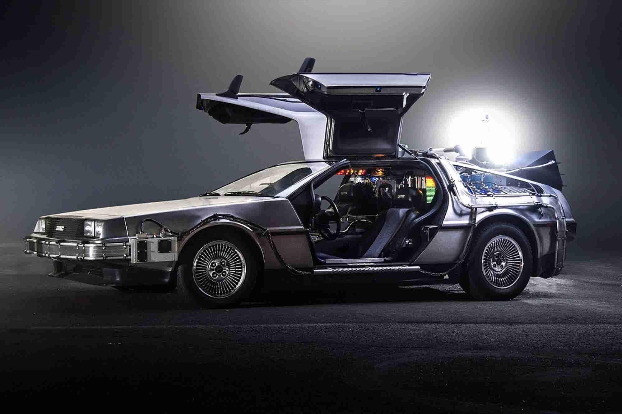 Great Scott! Lyft Offers Free DeLorean Rides in NYC