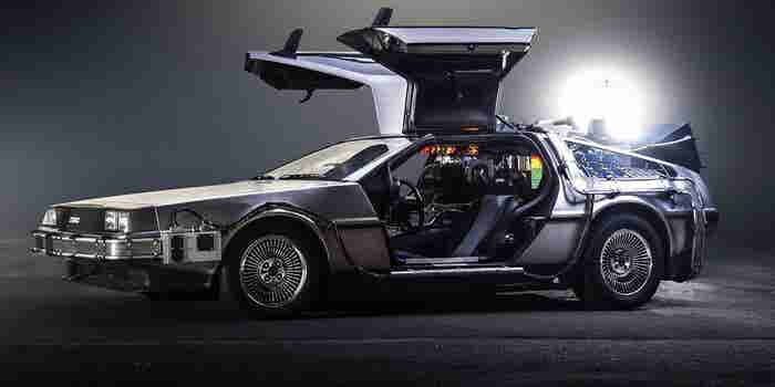 Great Scott! Lyft Offers Free DeLorean Rides in NYC