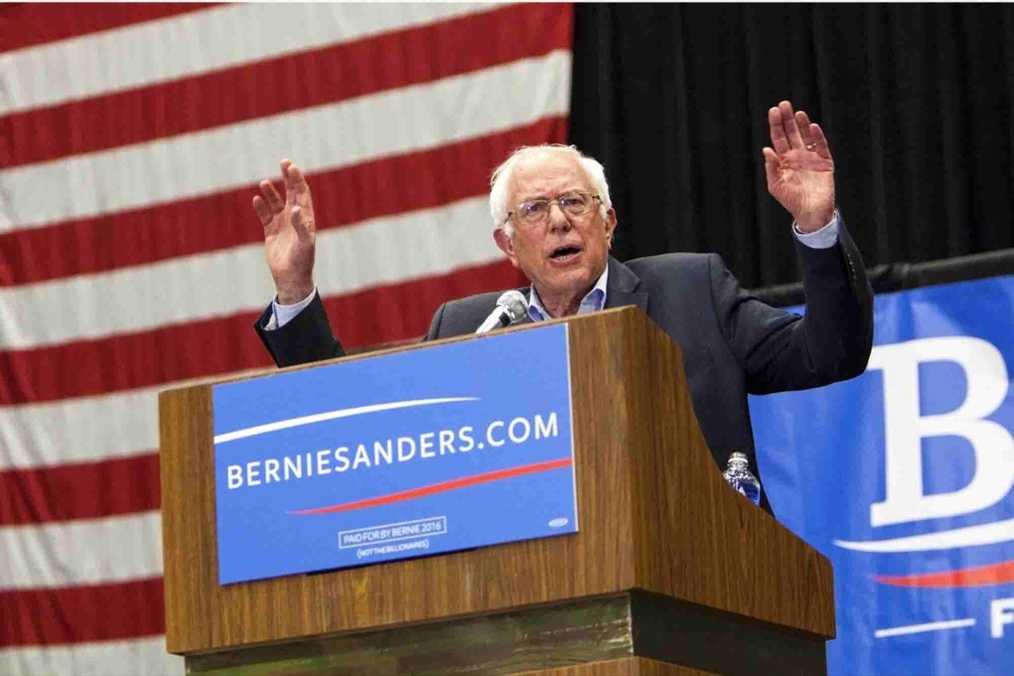 Equity Crowdfunding's Unlikely Proof of Concept: Bernie Sanders
