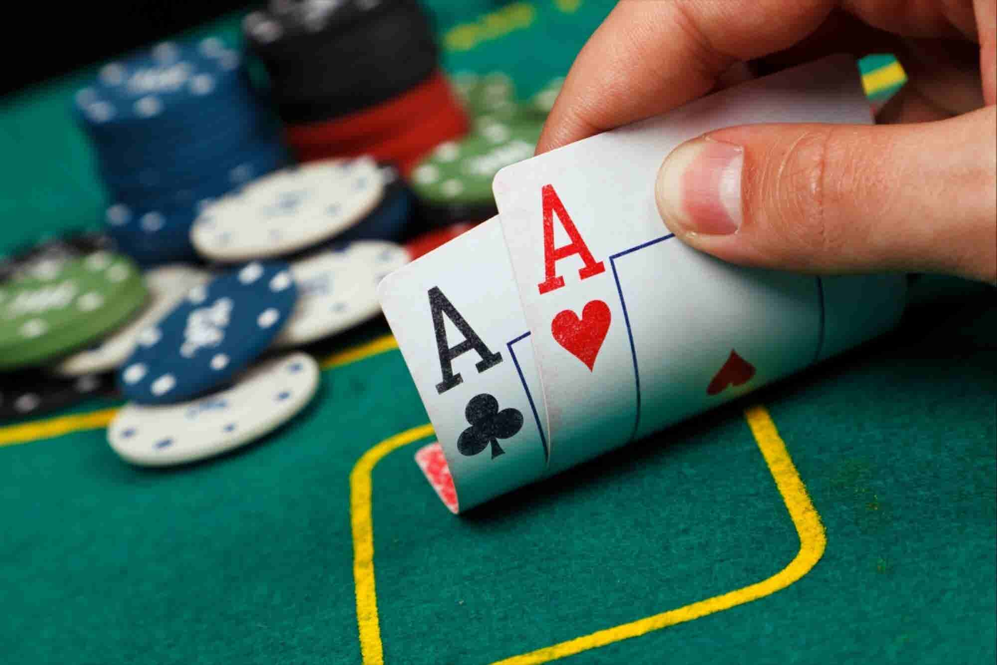 #5 Things An Entrepreneur can Learn from Poker