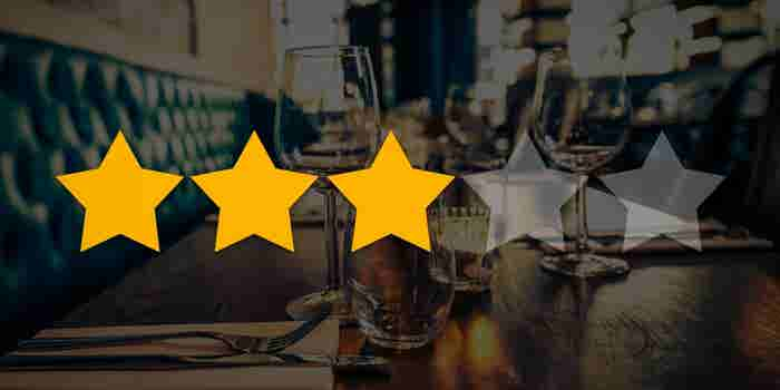 Star Ratings Matter Just as Much as (If Not More Than) Online Reviews