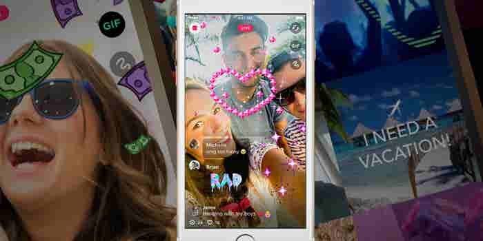 AOL Launches Livestreaming App That's Part Periscope, Part Snapchat