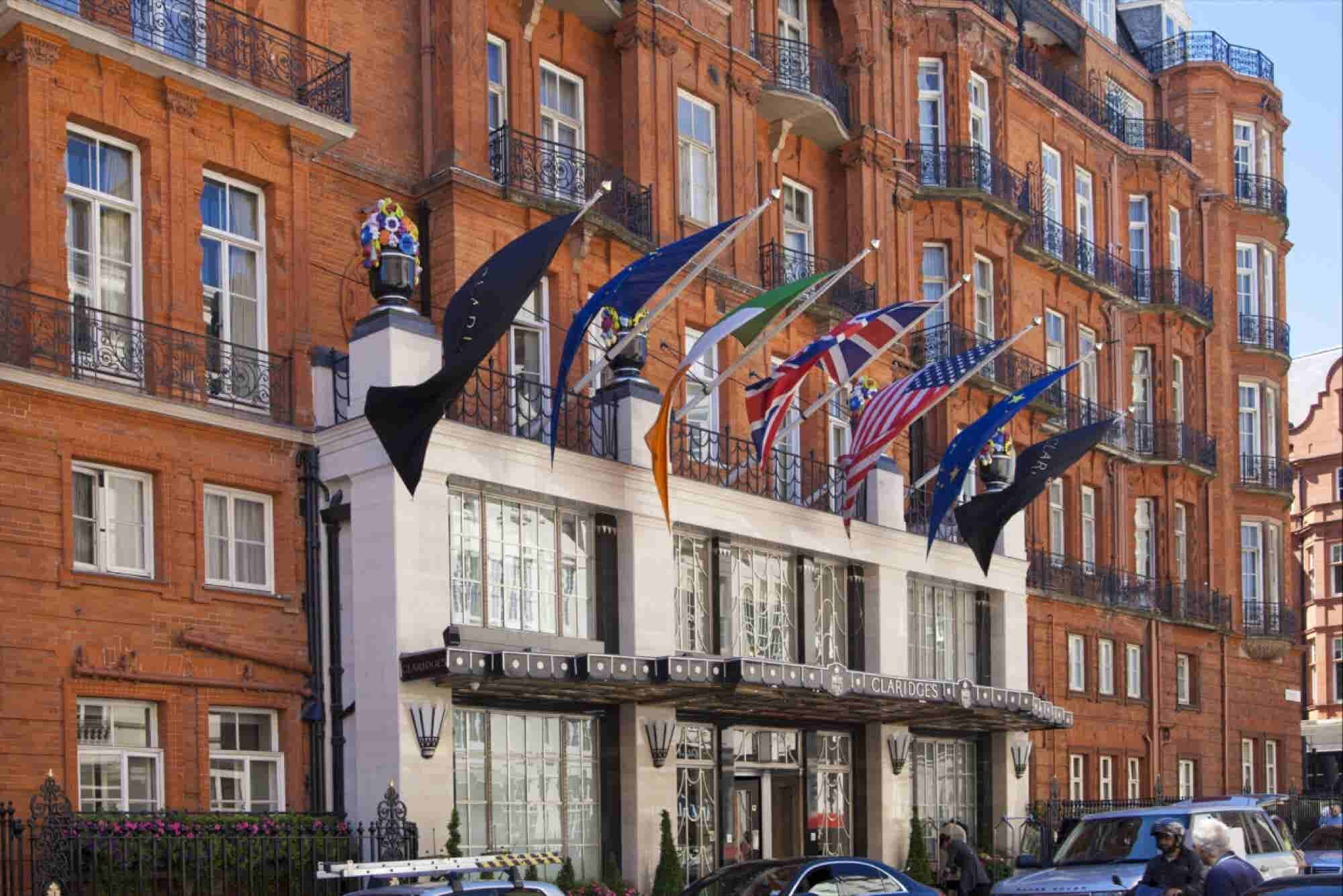 Qatar Scoops Up London Luxury Hotels