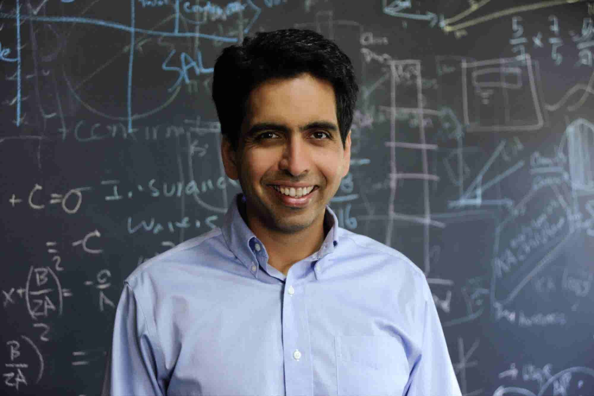 Khan Academy Founder: No, You're Not Dumb. Anyone Can Learn Anything.
