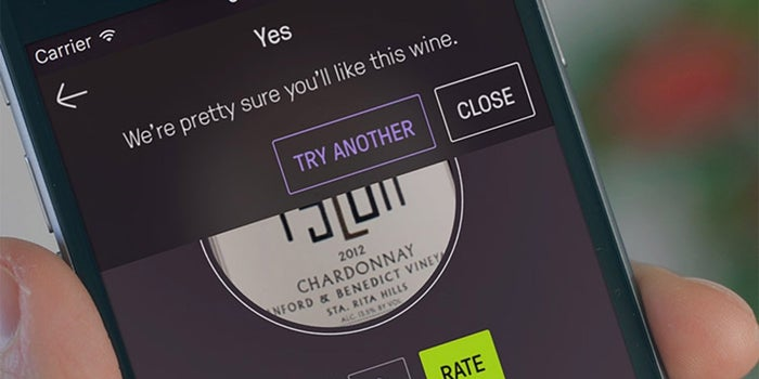 Wine Ring App Lets Your Taste Shape Your Ordering