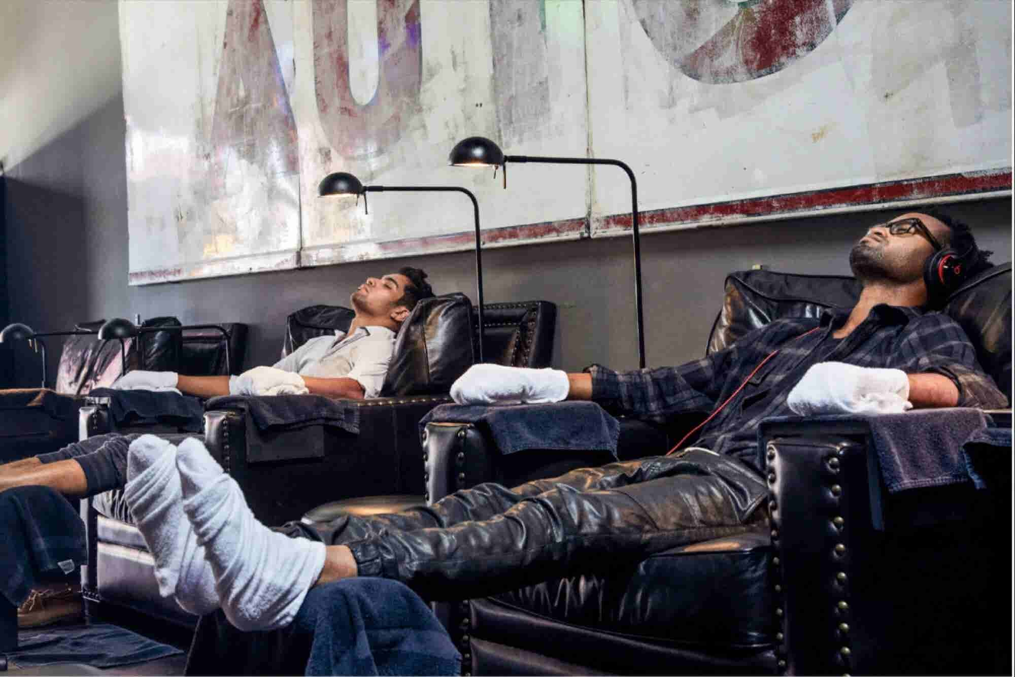 Meet the Franchisor Offering Manly Pedicures