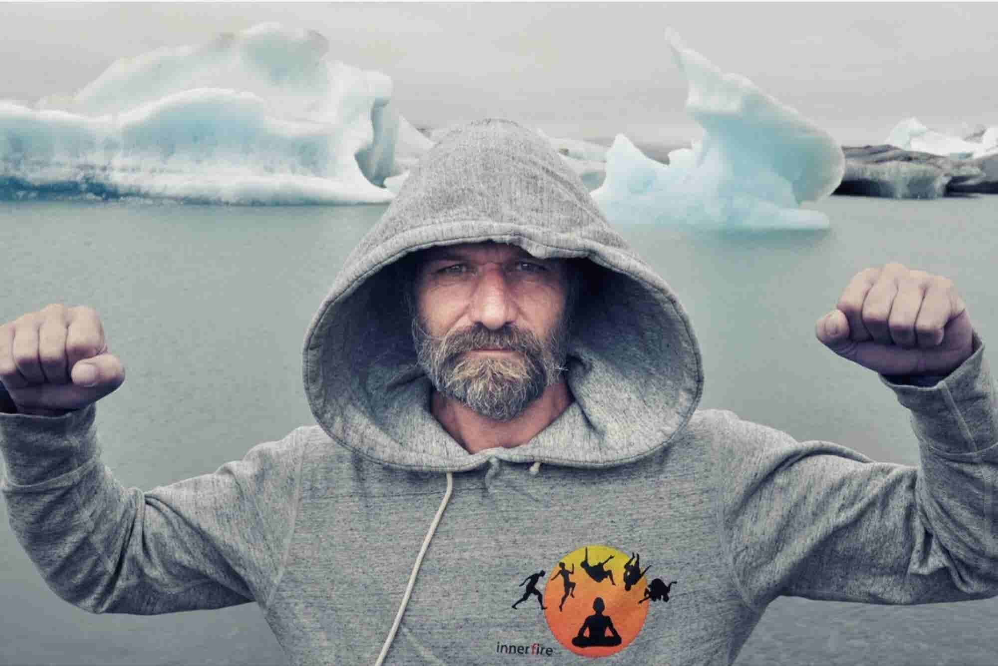 A Mad Method by an 'Iceman' That Can Strengthen Your Mind and Body