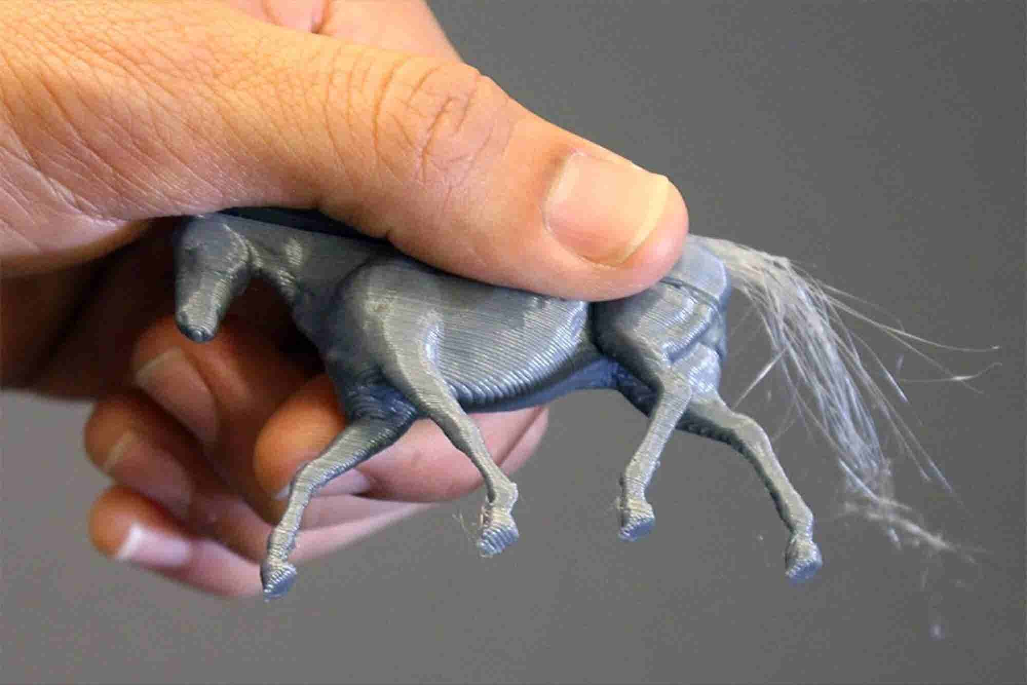 3-D Printers Can Now Create Artificial Hair