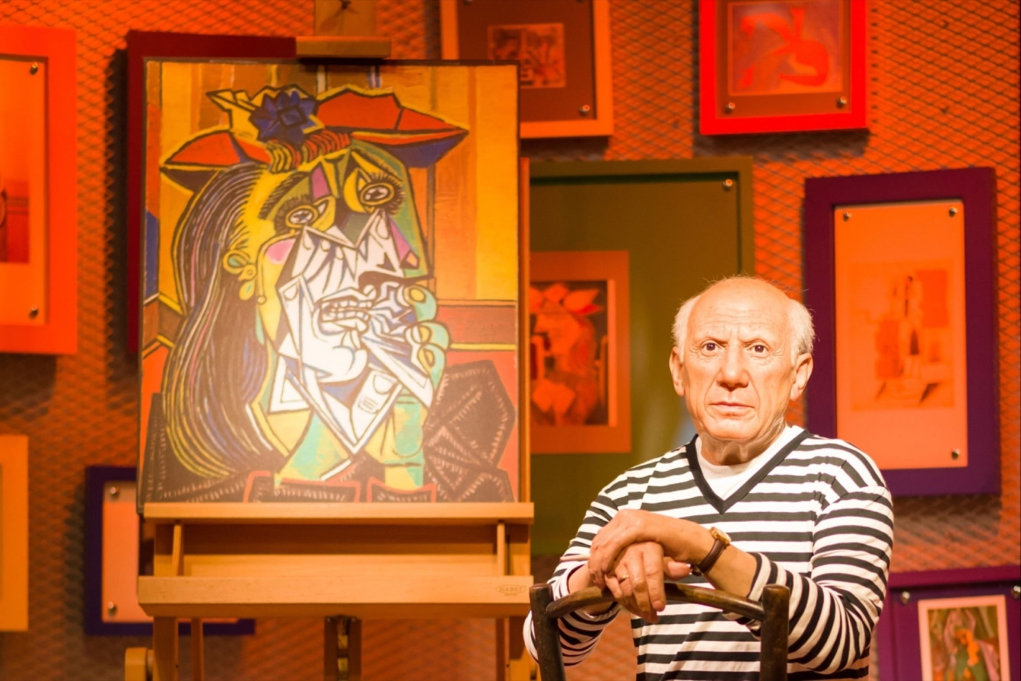 Pablo Picasso — 7 Tips for Living 76