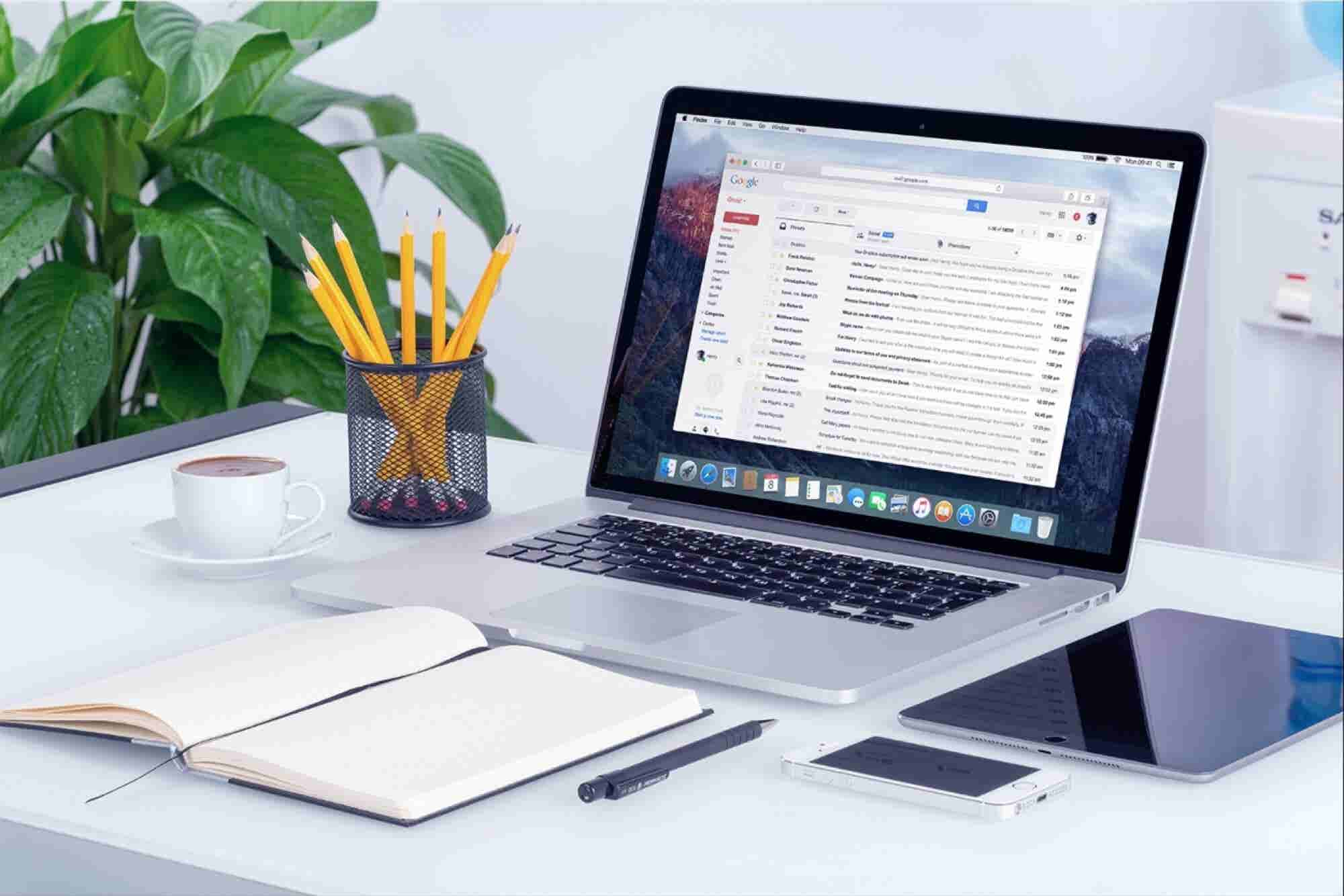 Email Needs Endless Management. Follow These 4 Simple Rules to Boost Your Productivity.