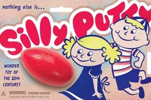 How an Industrial Oops Led This Gunk to Become a Stretchy Smash-Hit Toy