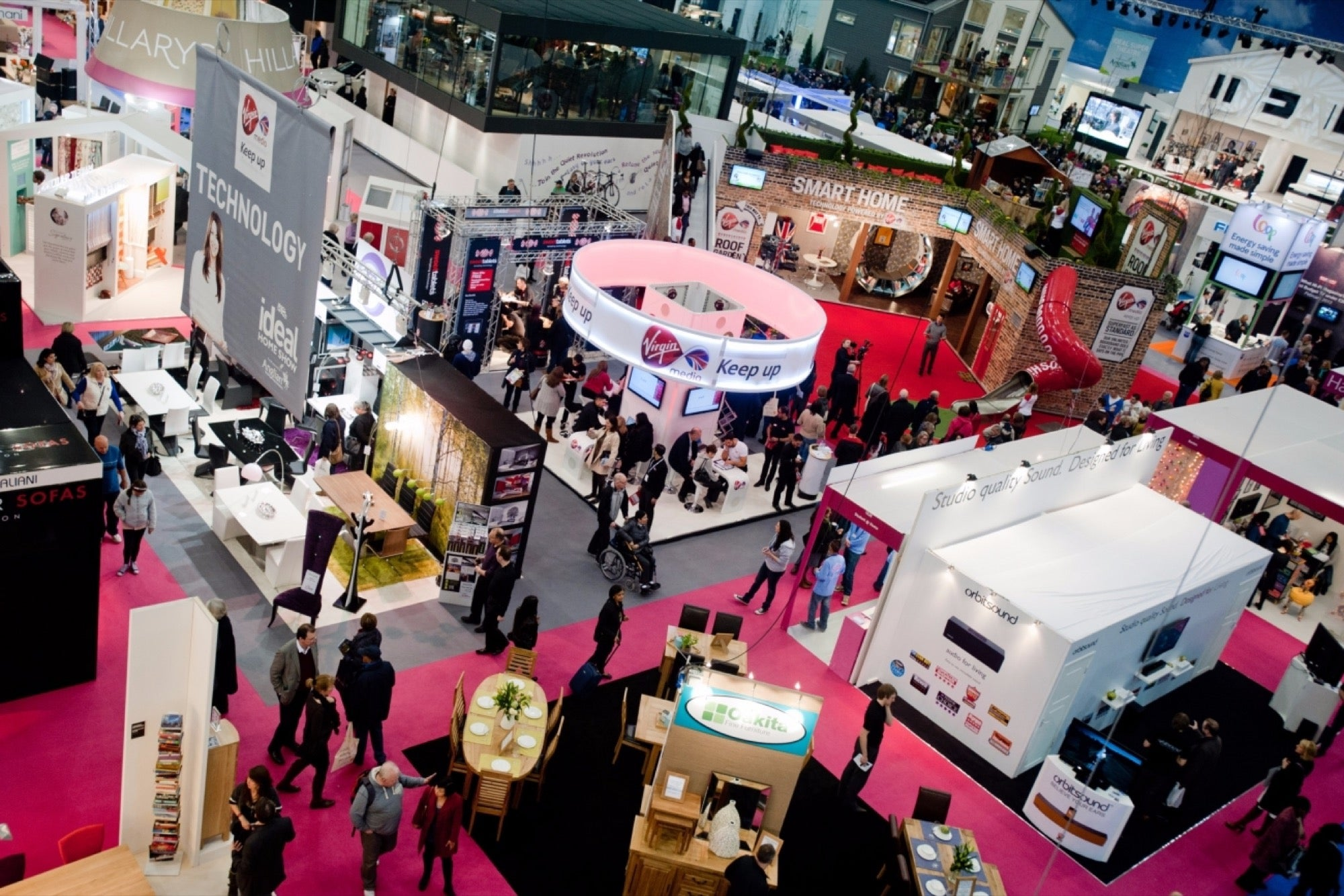 Exhibition Booth Checklist : To do s for your trade show checklist