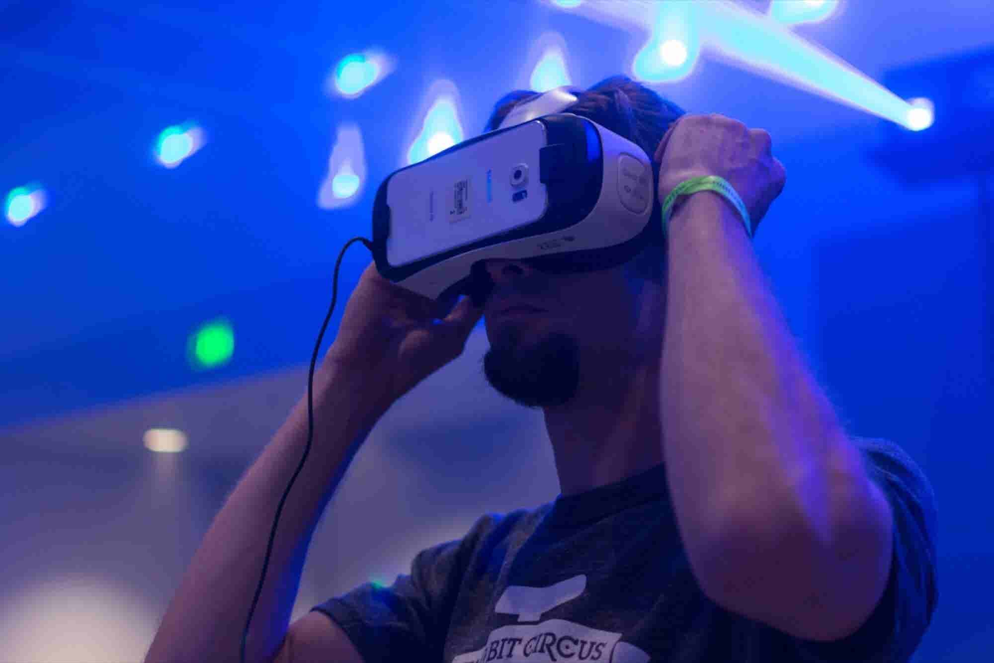 Virtual Reality Is Proving a Powerful Vehicle for Disaster Relief, Social Causes