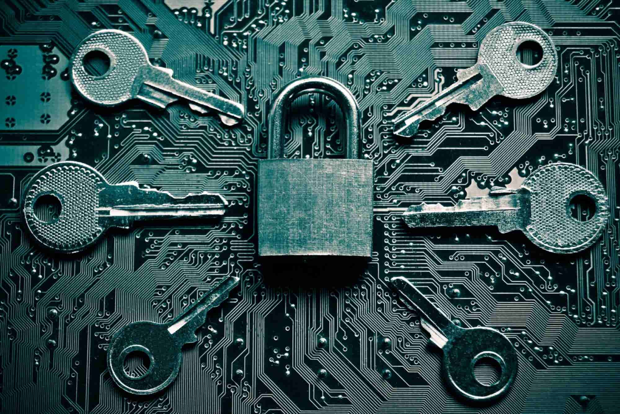 10 Data Security Mistakes Startups Can't Afford to Make