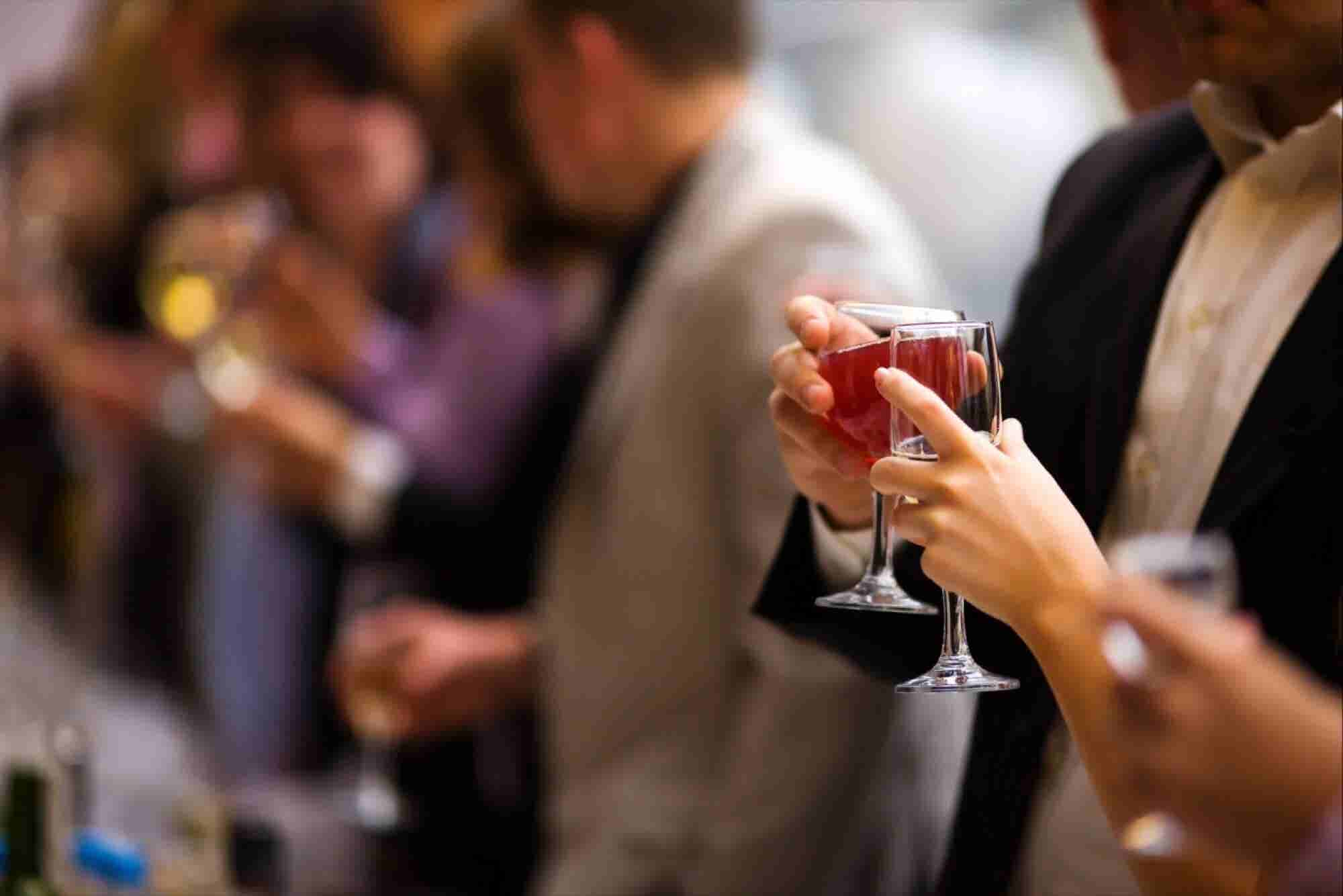Who, What, Where and Wine Are the 4 Keys to a Great Launch Party