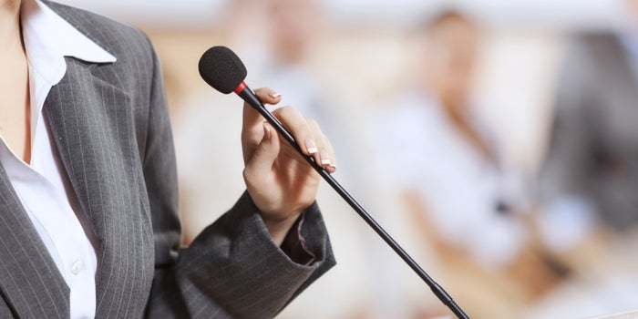 Five Tips For Presenting With Power