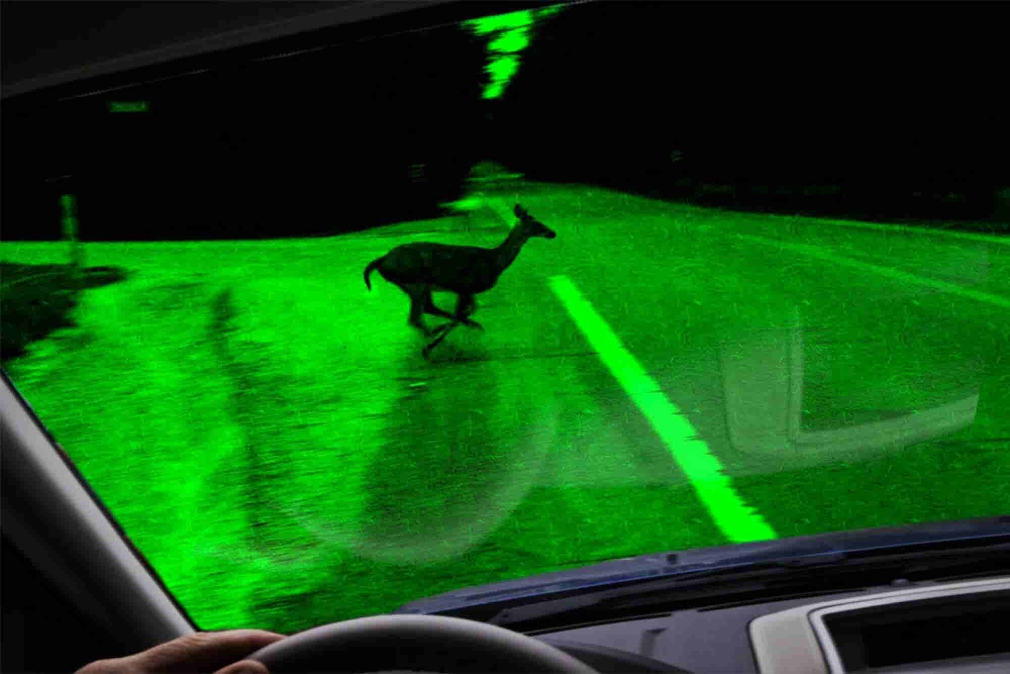MIT Researchers Built a Chip That Could Bring Night Vision to Cars, Phones