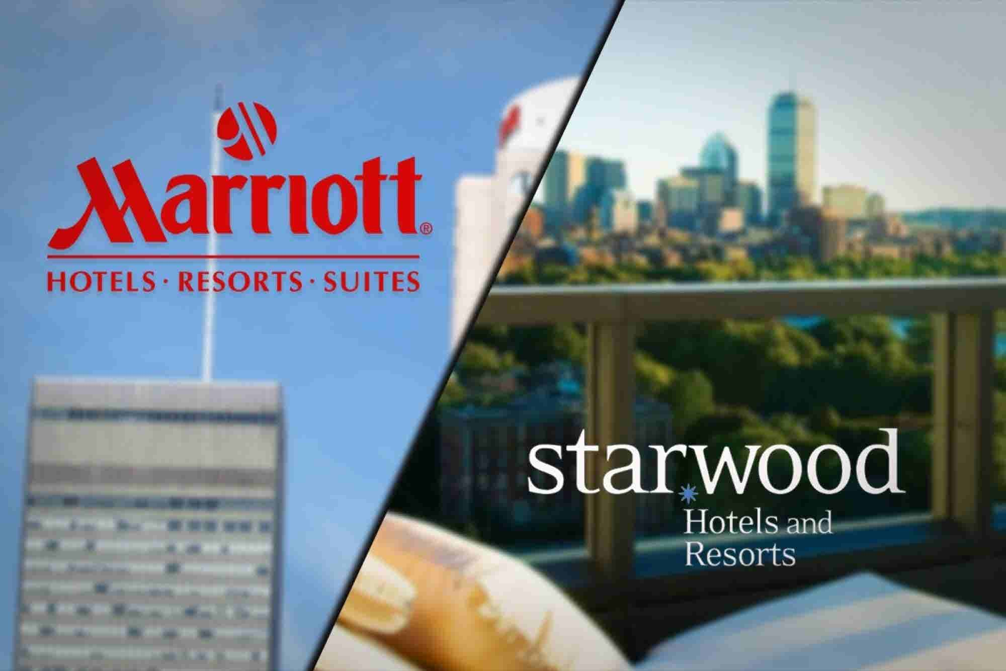 Sheraton-Owner Starwood Accepts Higher Takeover Offer From Marriott