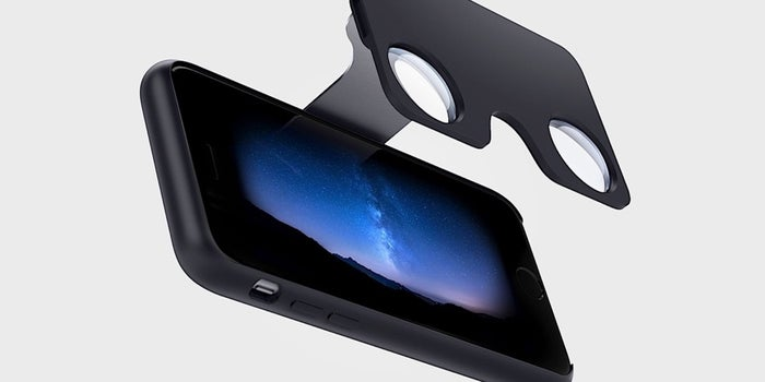 Meet the iPhone Case That Can Turn Into a Virtual-Reality Headset