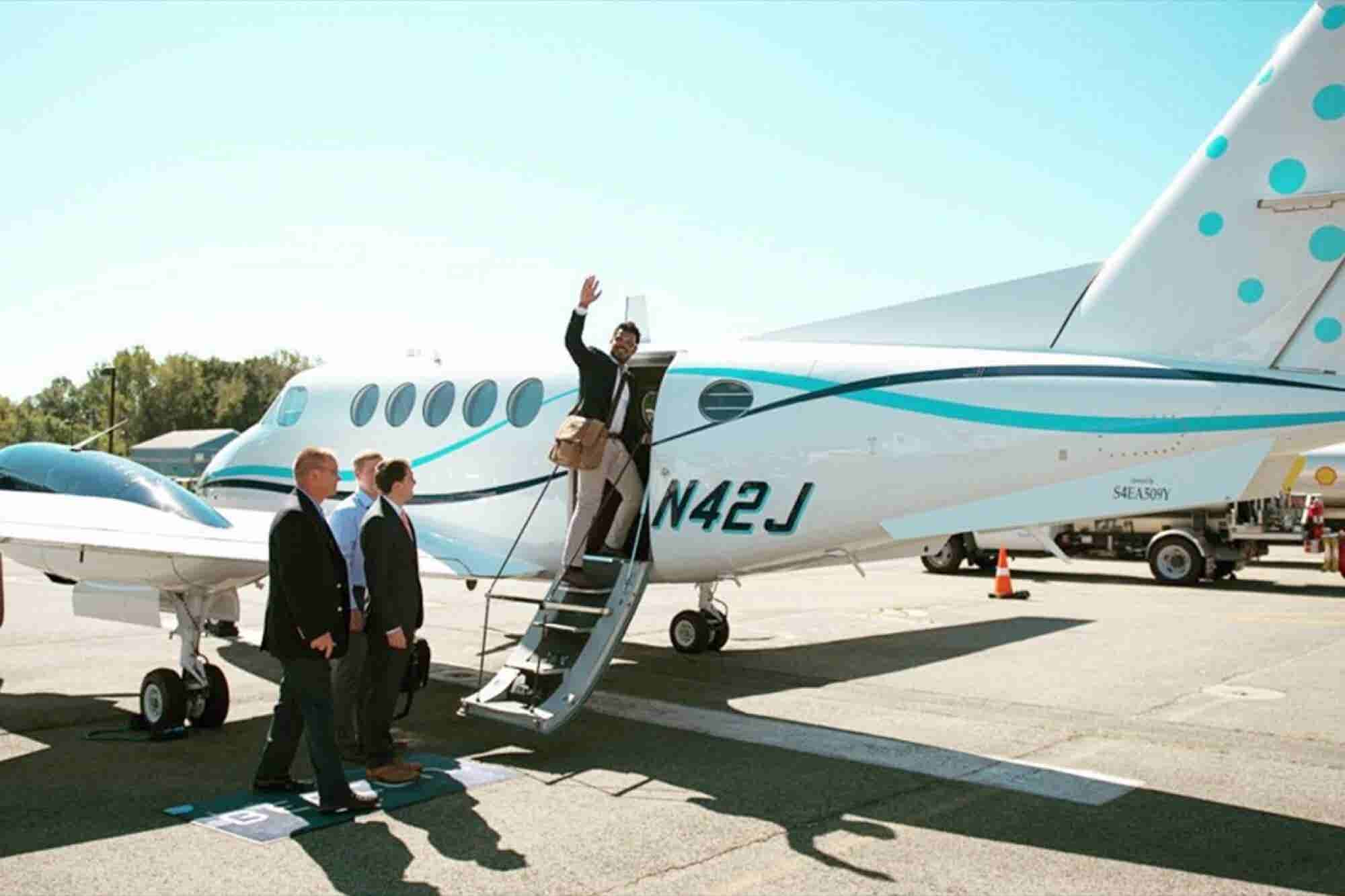 How One Startup Wants to Make Flying Less of a Chore