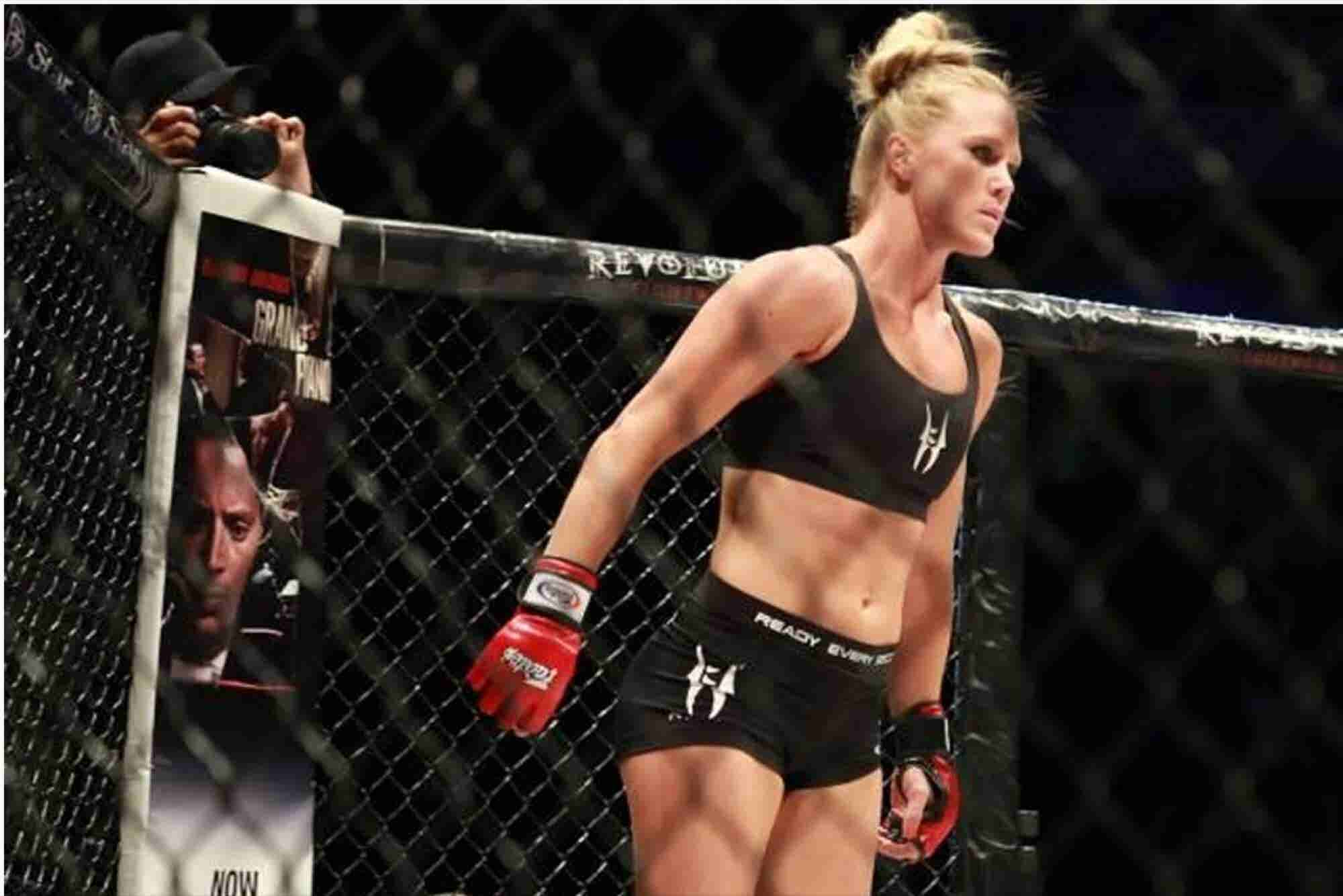 Holly Holm's Shocking Victory Over Ronda Rousey Reminds Us That Every...