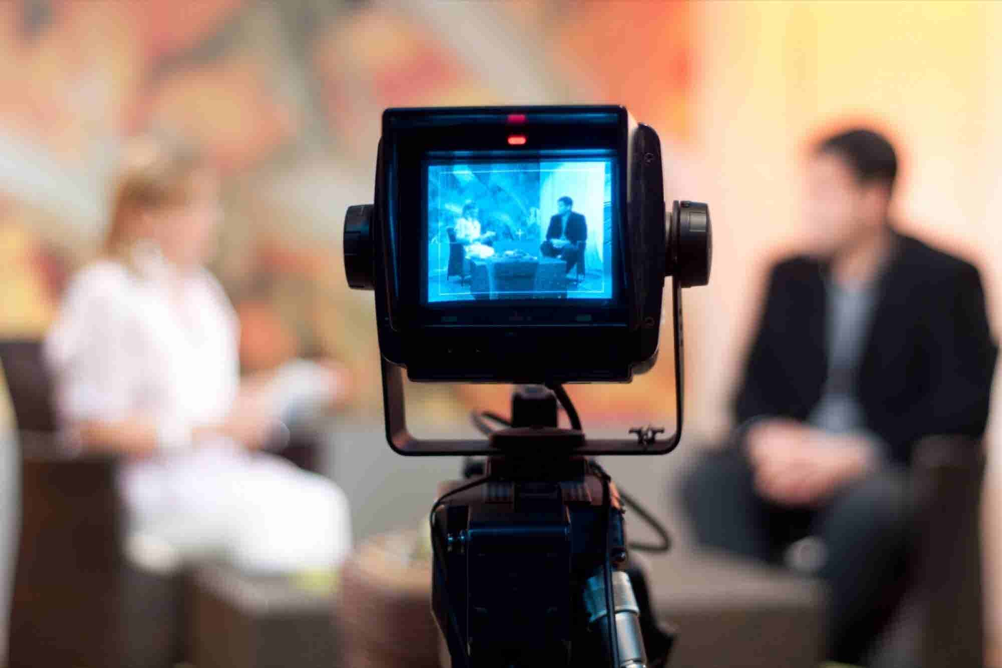 Five Pointers for Your Televised Appearances