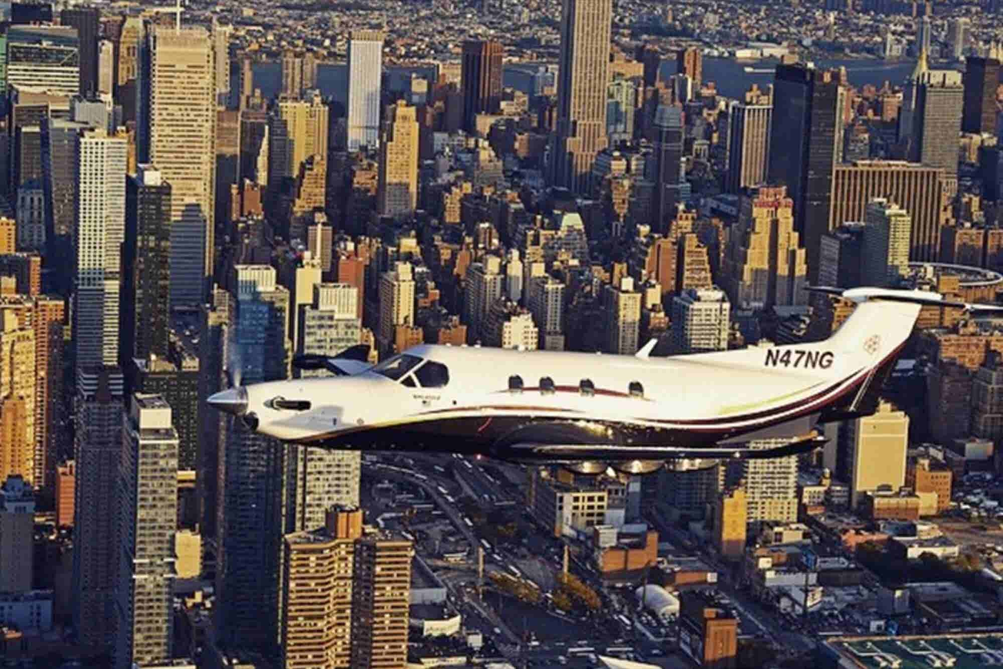 Why Beacon Wants to Be the 'Netflix' -- and Not the 'Uber' -- for Private Aviation