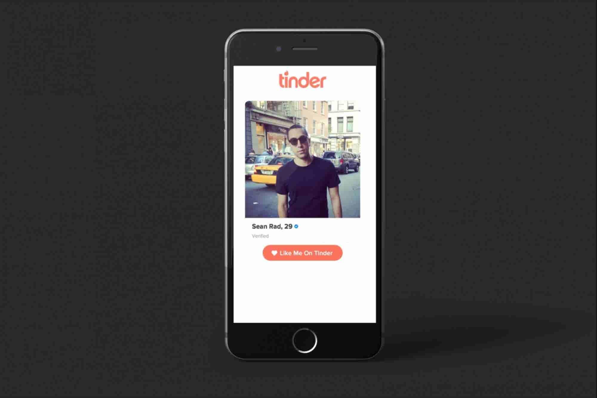 Tinder Adds STD Testing Locator