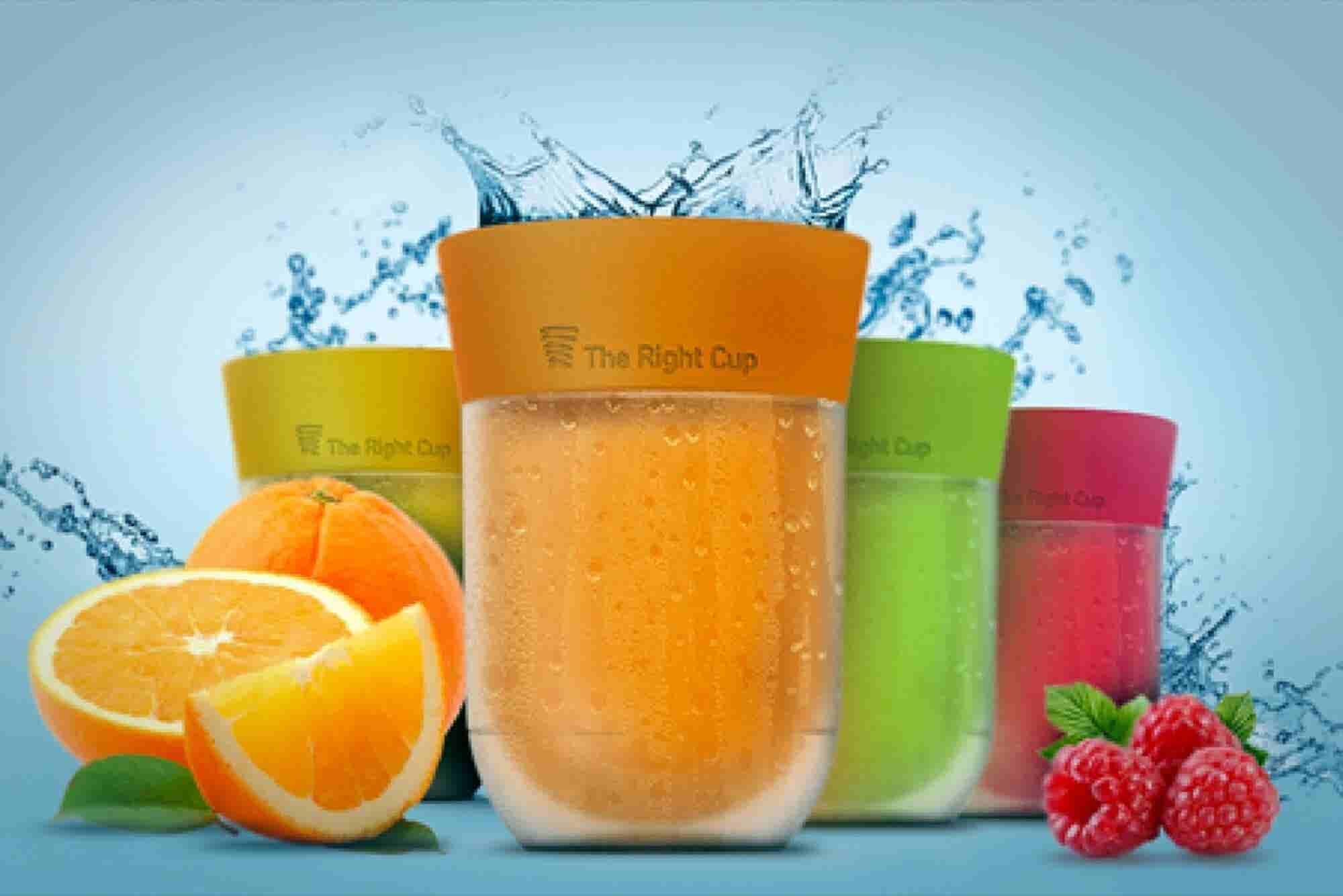Hate Drinking Water? These Scented Cups Could Do the Trick.