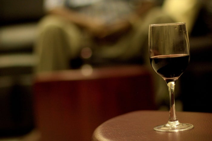 A Guide to Wine for Those Who Stay in With Takeout This Valentine's Day