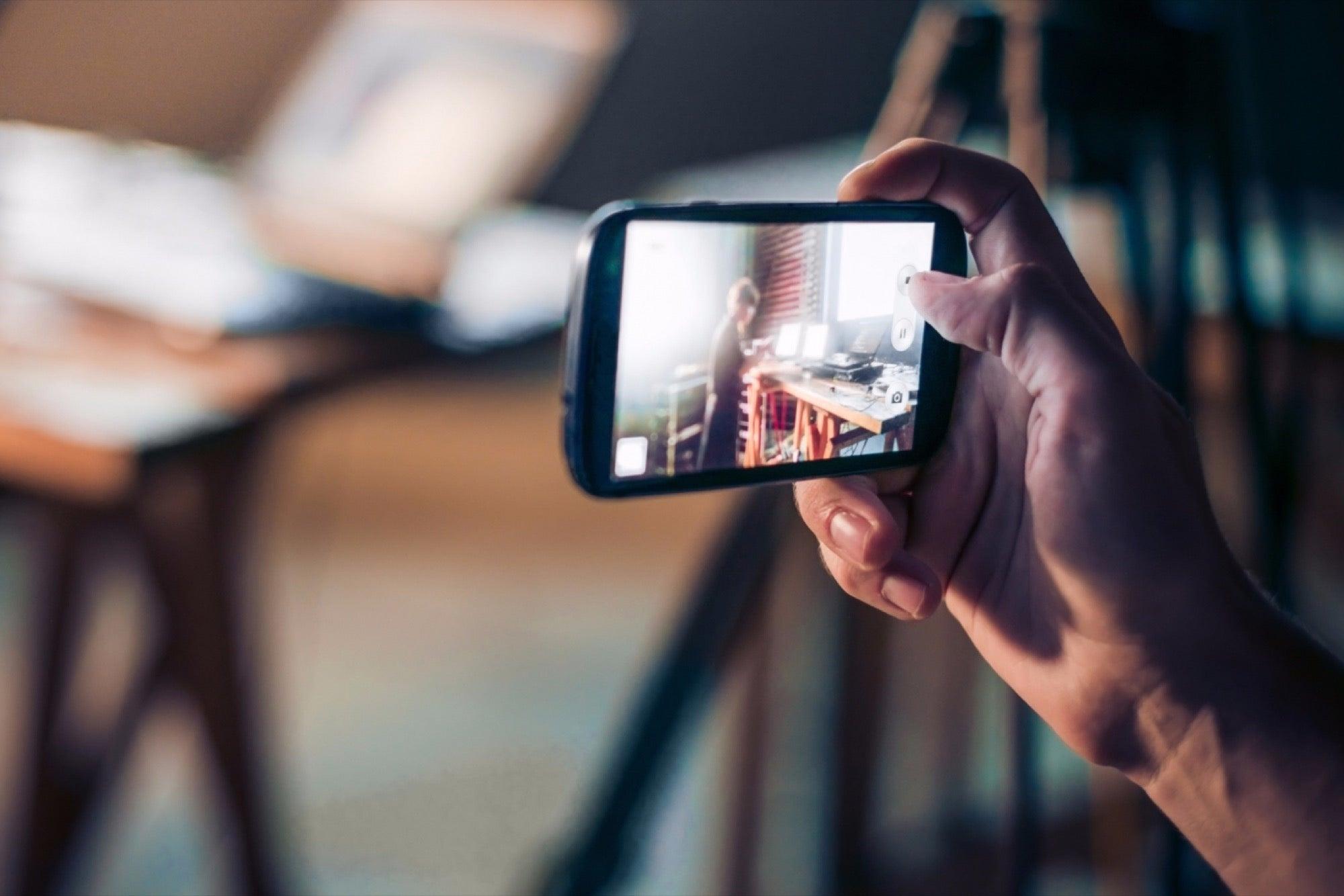 legal concerns of public video recording