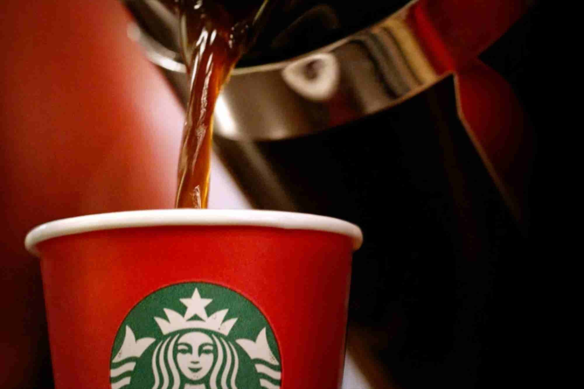 Starbucks Heads to Italy and an Oscars Breakdown -- Start Up Your Day...