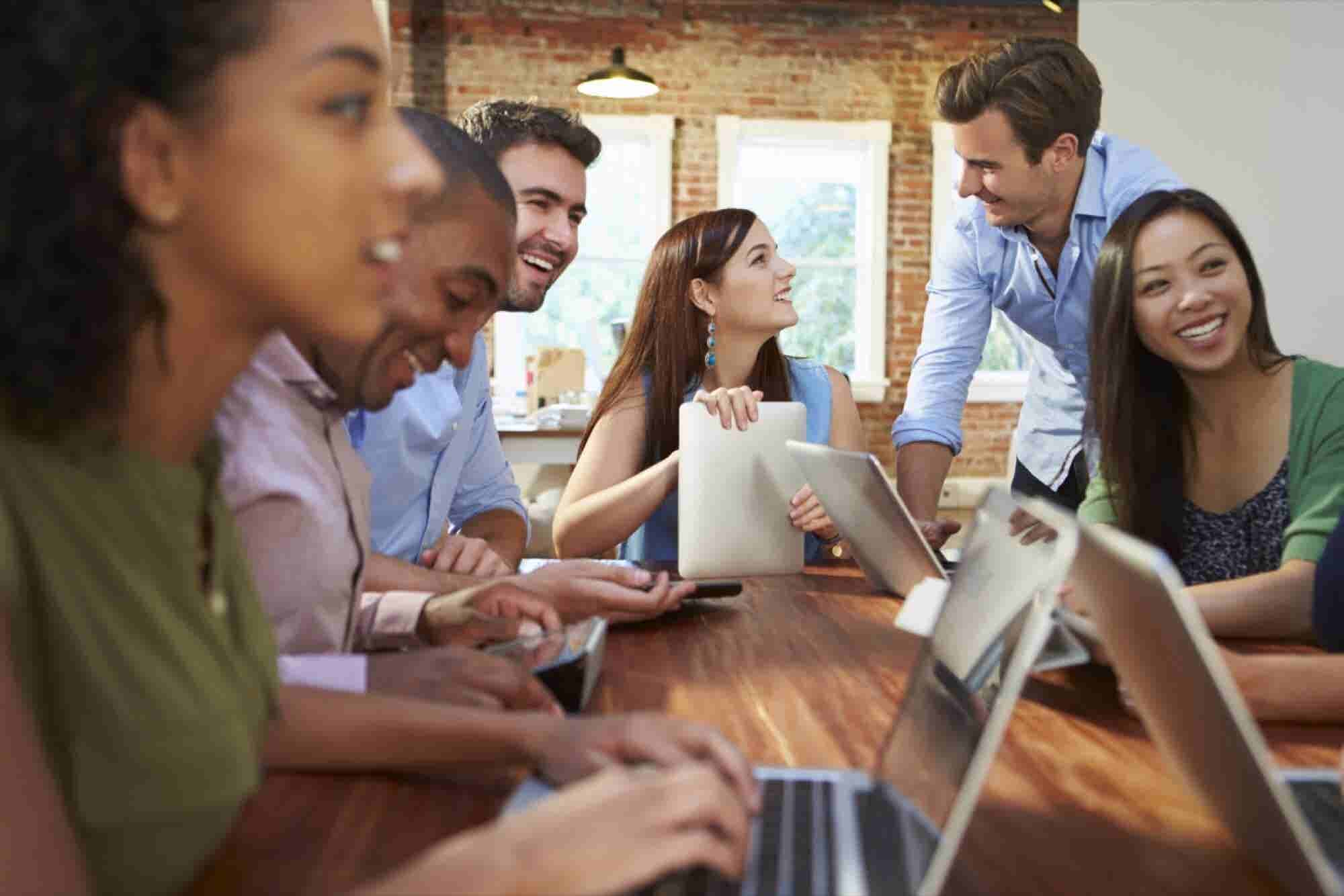 5 Ways CEOs Can Empower Teams to Develop Collaborative Workplaces