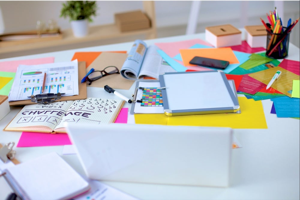 Maintaining a casual clutter