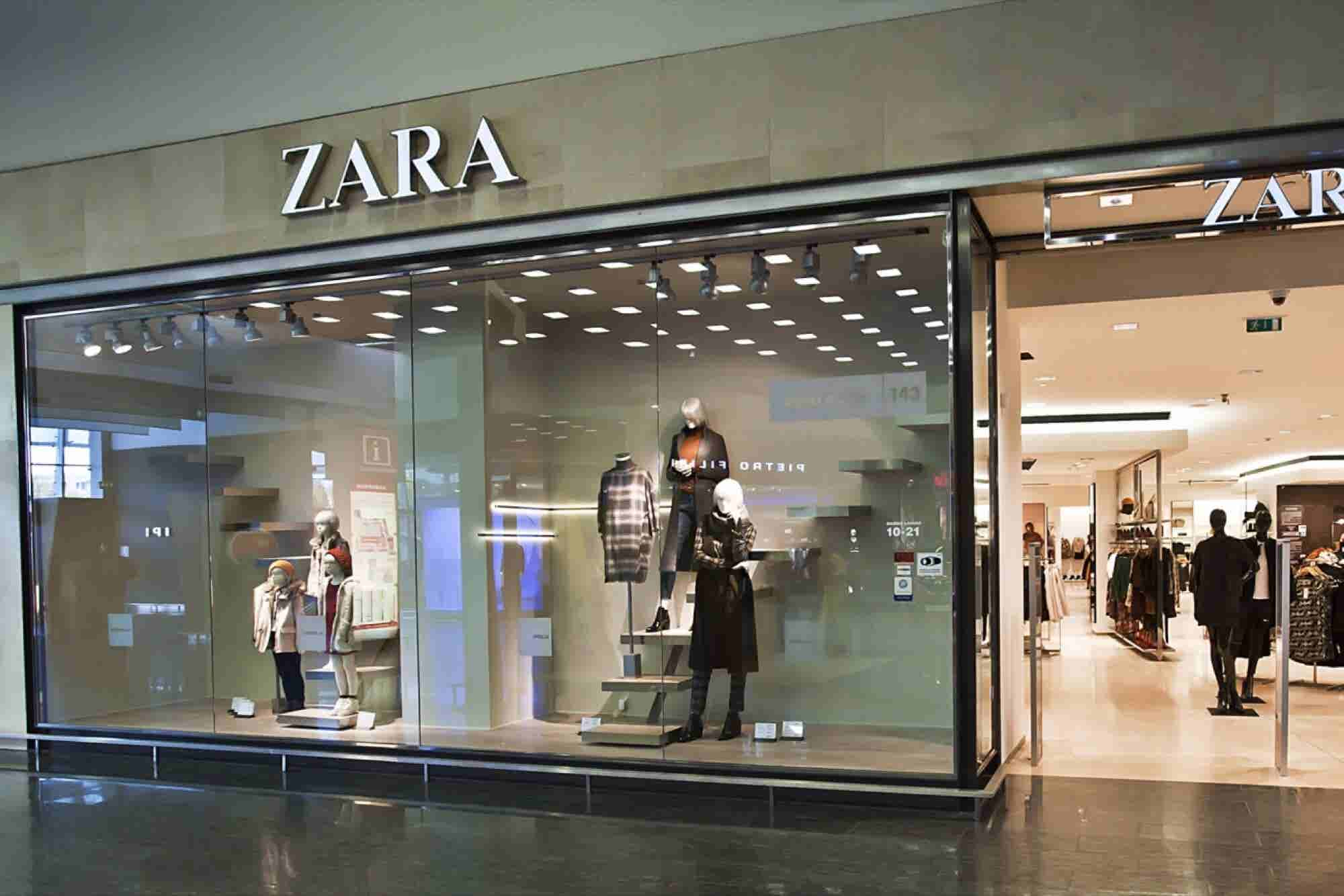 Why Zara Is Going to Install iPads in Its Fitting Rooms