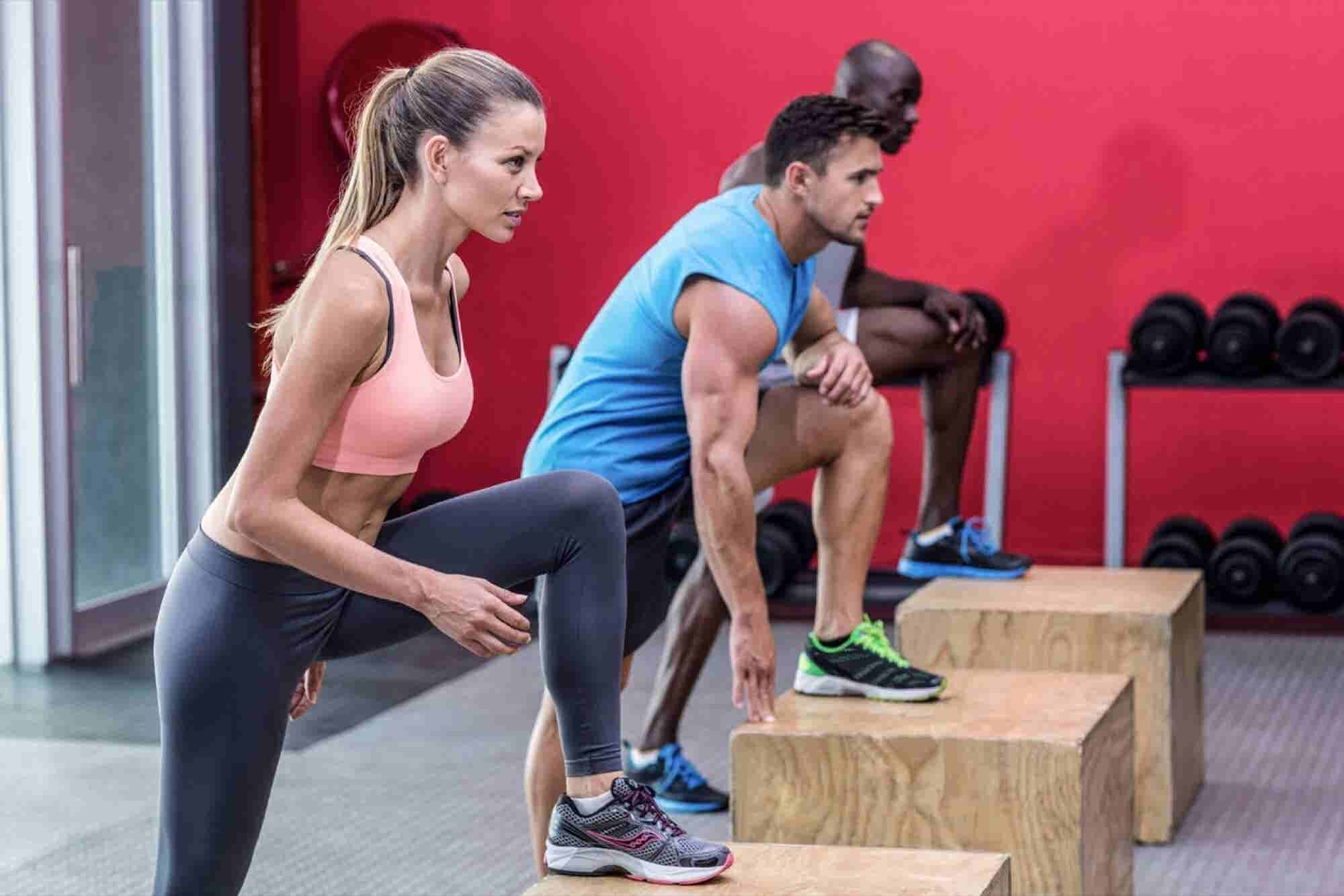 How a Visit to Crossfit Taught Me the Importance of Finding 'Company C...