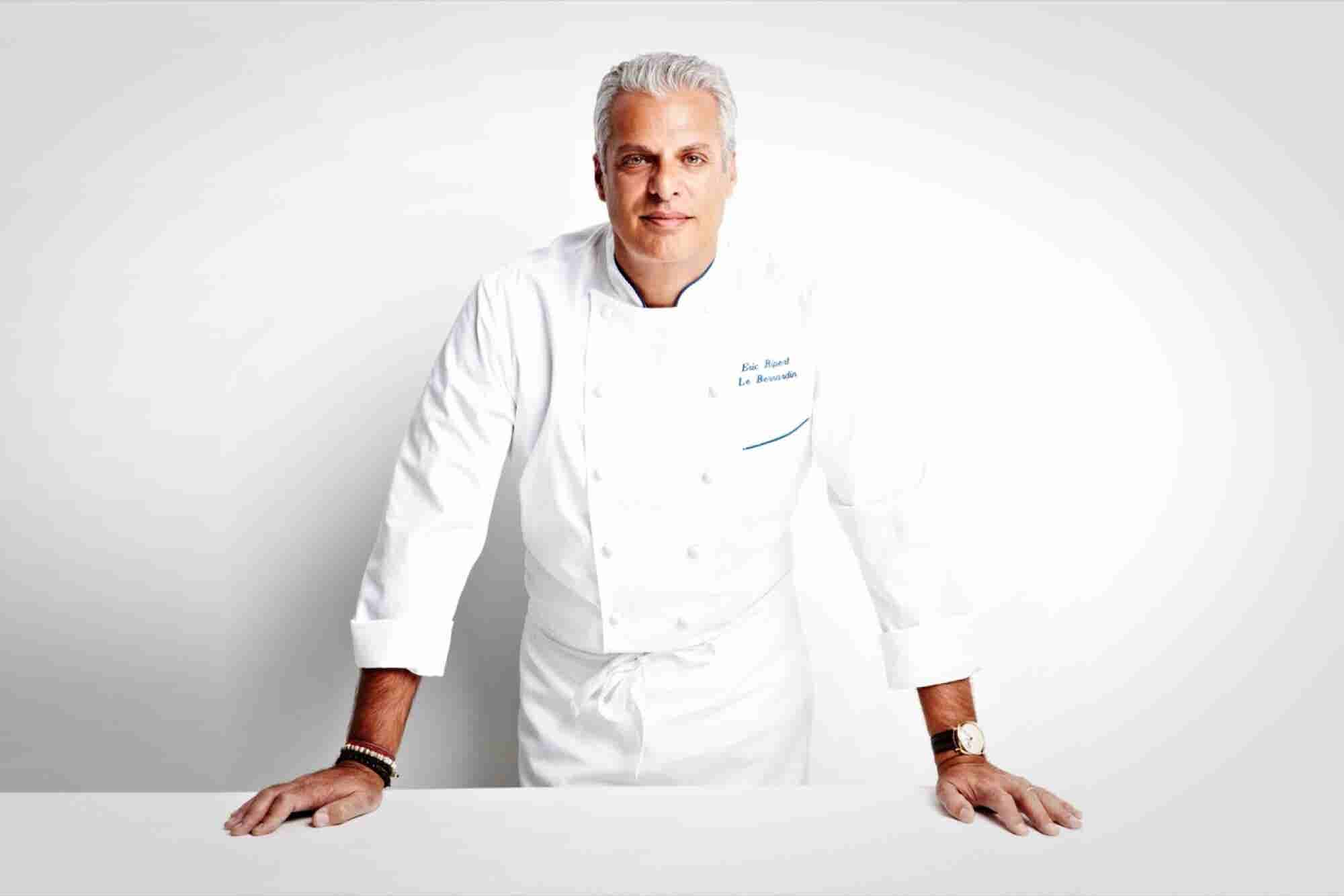 Le Bernardin's Chef Eric Ripert Reveals the Most Important Advice He's Gotten from a Mentor